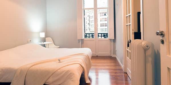Bedroom - ROYAL Apartment in Donostia San Sebastián