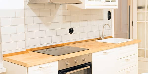 Kitchen - ROYAL Apartment in Donostia San Sebastián