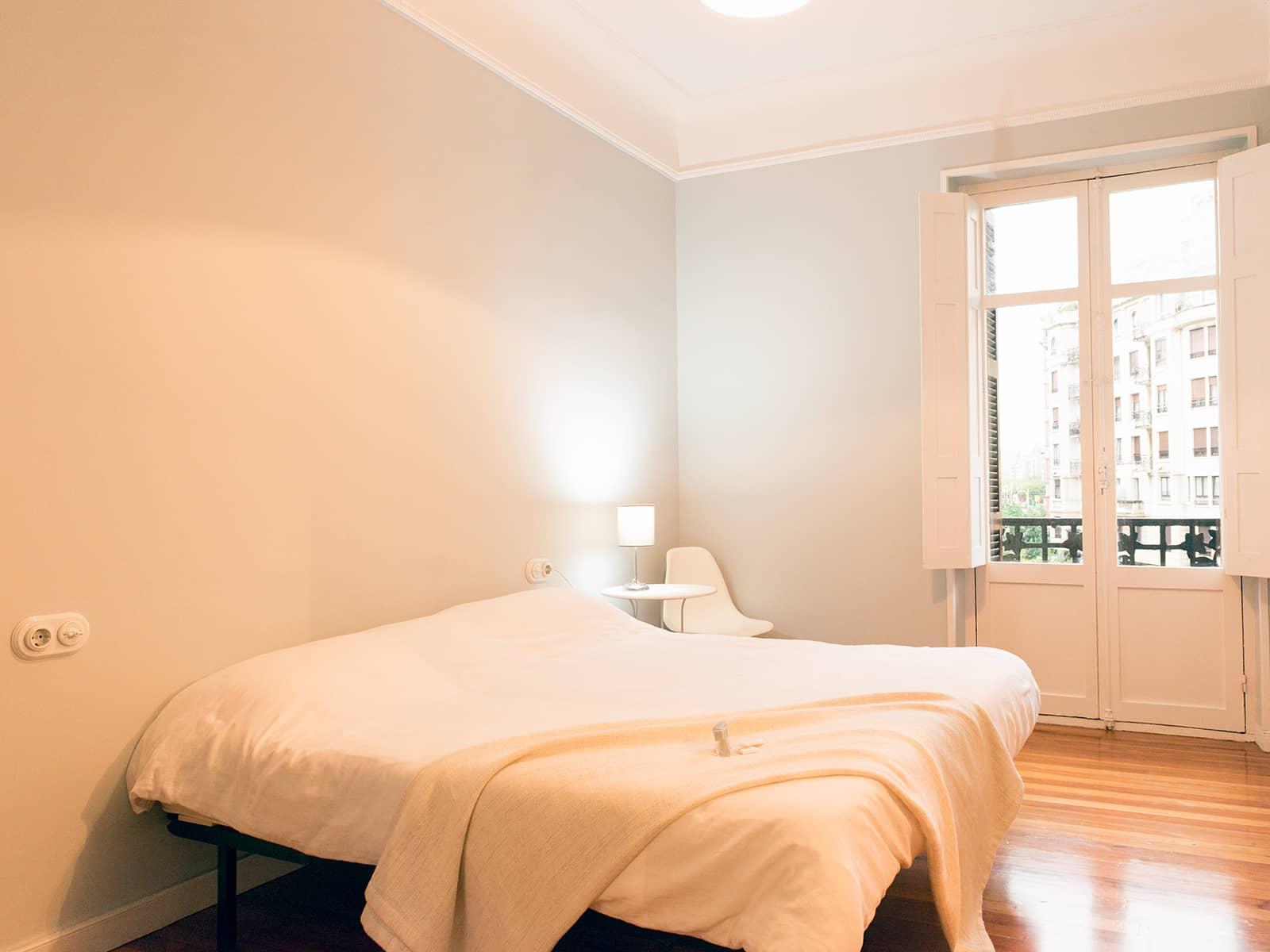 Royal Apartment - Rental in San Sebastián